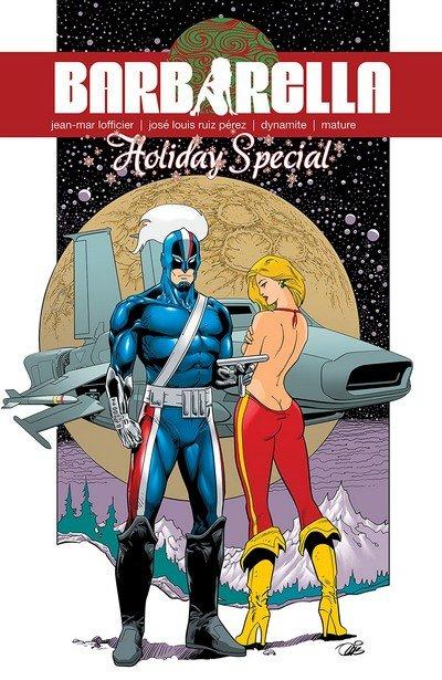 Barbarella Holiday Special (2018)
