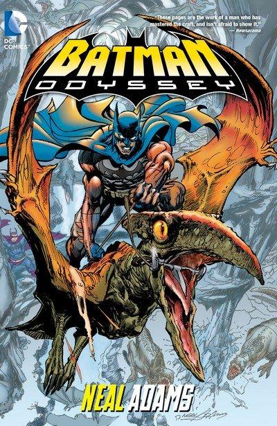 Batman – Odyssey (TPB) (2012)