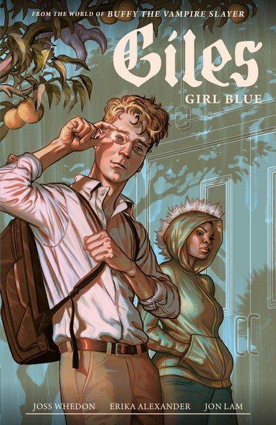 Buffy the Vampire Slayer Season 11 – Giles – Girl Blue (2018)
