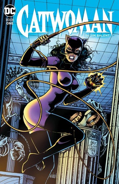 Catwoman by Jim Balent Book 1 (2017)