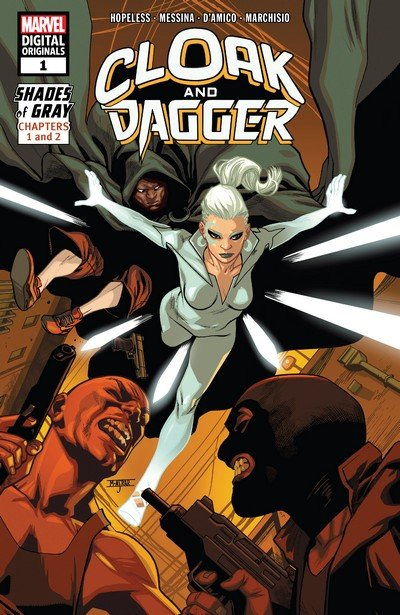 Cloak and Dagger #1 – 3 (2018)