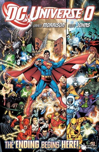 DC Universe #0 (2008) (One-Shot)