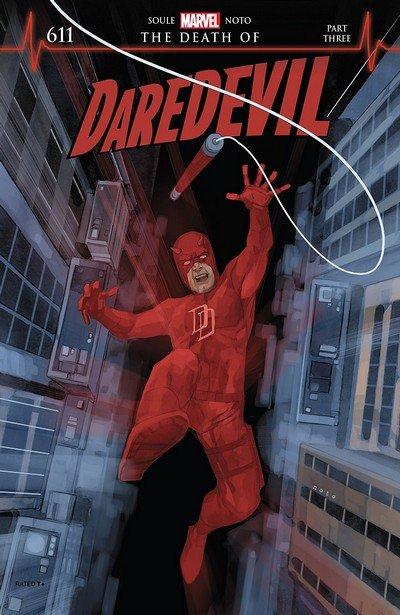 Daredevil #611 (2018)
