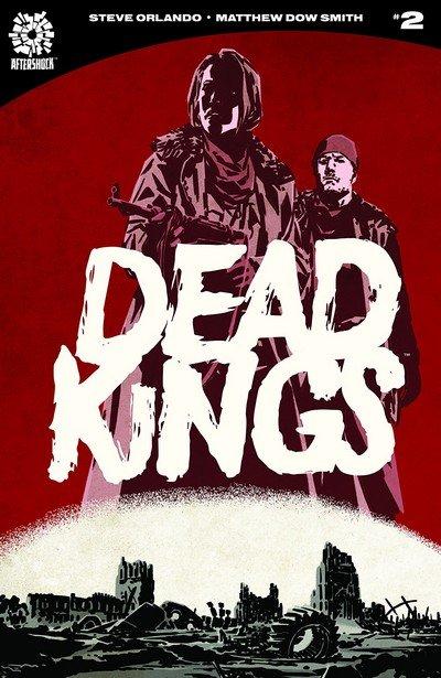 Dead Kings #2 (2018)