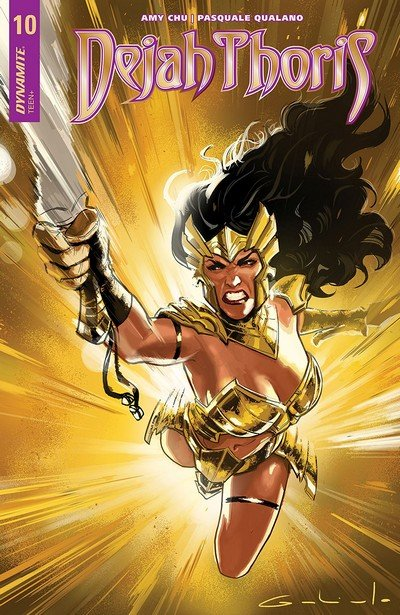 Dejah Thoris Vol. 4 #10 (2018)