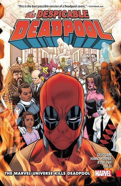 Despicable Deadpool Vol. 3 – The Marvel Universe Kills Deadpool (TPB) (2018)