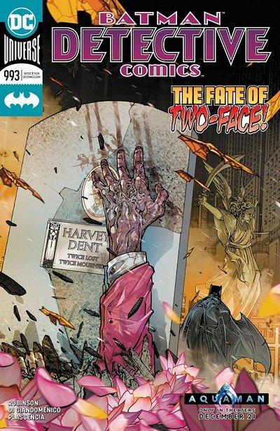 Detective Comics #993 (2018)
