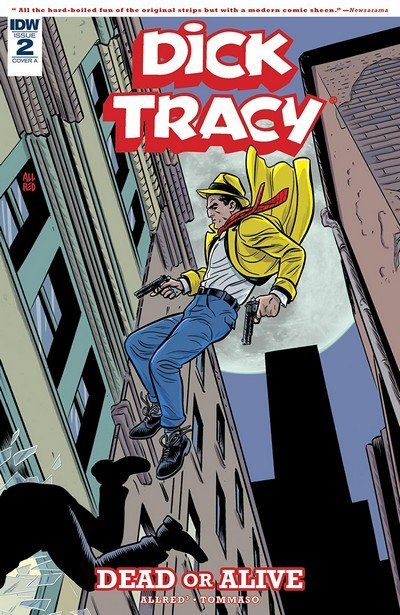 Dick Tracy – Dead Or Alive #2 (2018)