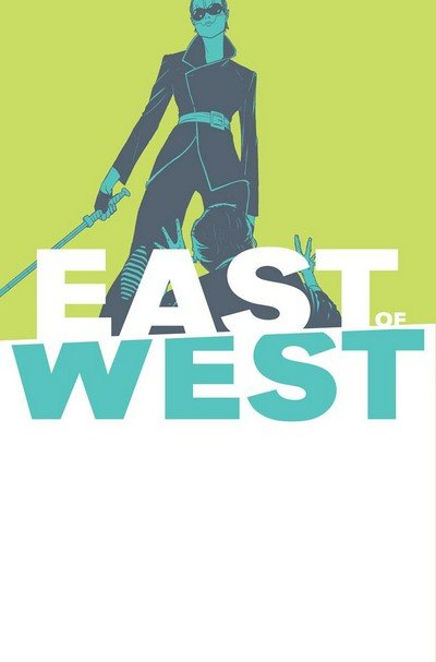 East Of West #40 (2018)