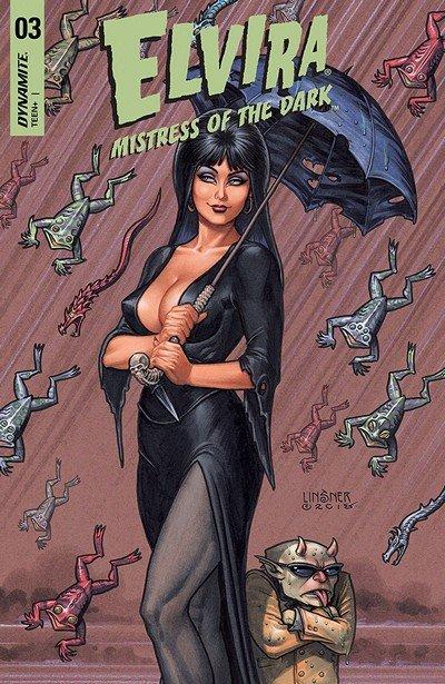 Elvira – Mistress Of The Dark #3 (2018)