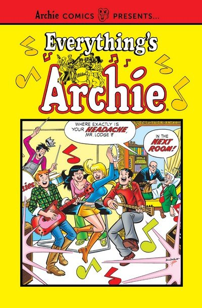 Everything's Archie Vol. 1 (TPB) (2018)