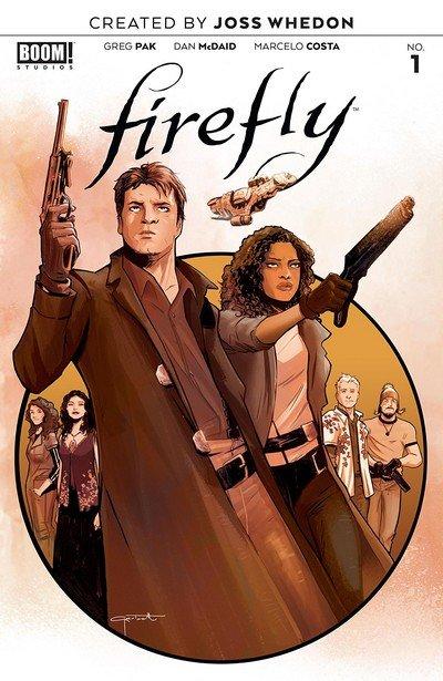Firefly #1 (2018)