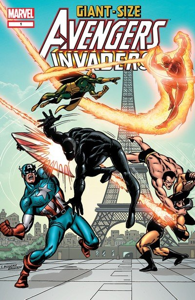 Giant-Size Avengers – Invaders #1 (2008)