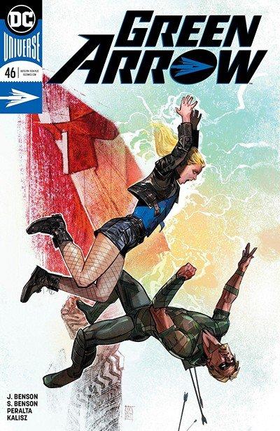 Green Arrow #46 (2018)