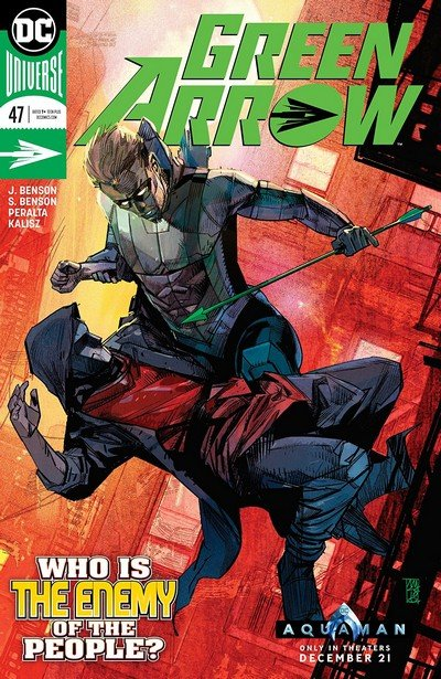 Green Arrow #47 (2018)