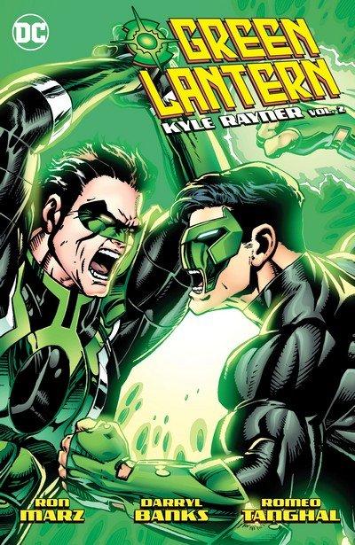 Green Lantern – Kyle Rayner Vol. 2 (TPB) (2018)