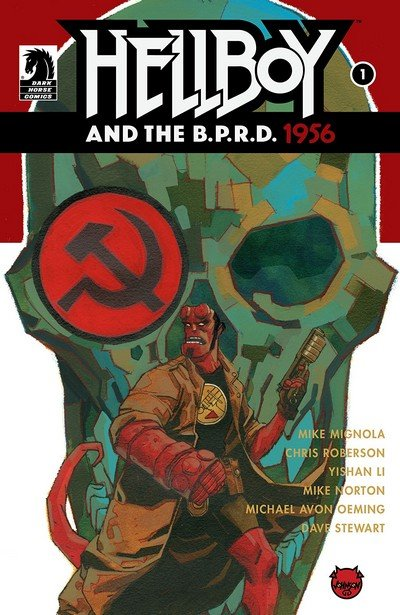 Hellboy And The B.P.R.D. – 1956 #1 (2018)