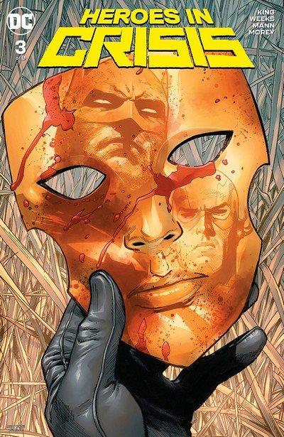 Heroes In Crisis #3 (2018)