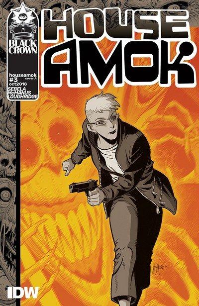 House Amok #3 (2018)