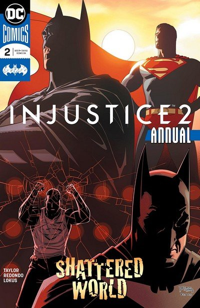 Injustice 2 Annual #2 (2018)