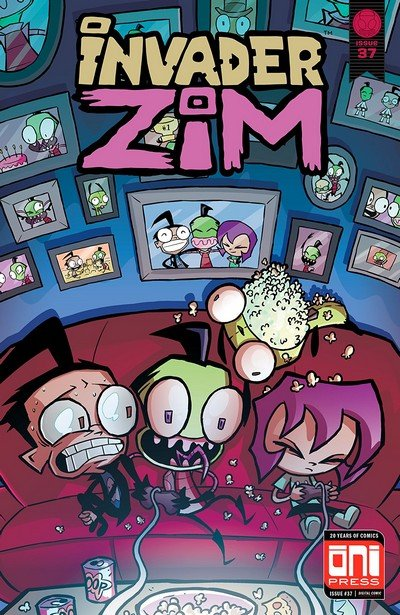 Invader Zim #37 (2018)