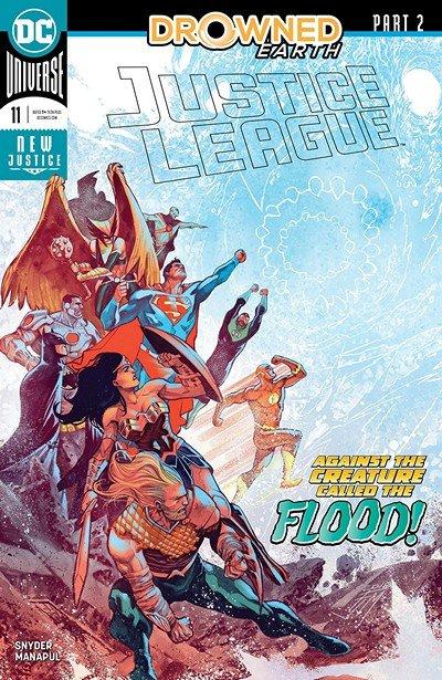 Justice League #11 (2018)