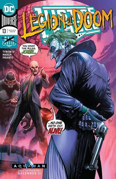 Justice League #13 (2018)