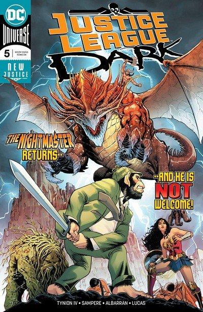 Justice League Dark #5 (2018)