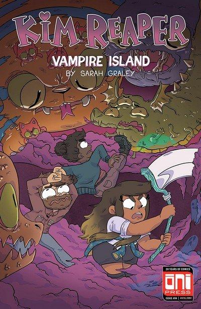 Kim Reaper – Vampire Island #4 (2018)
