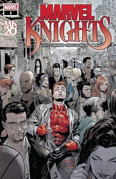 Marvel Knights – 20th #1 (2018)