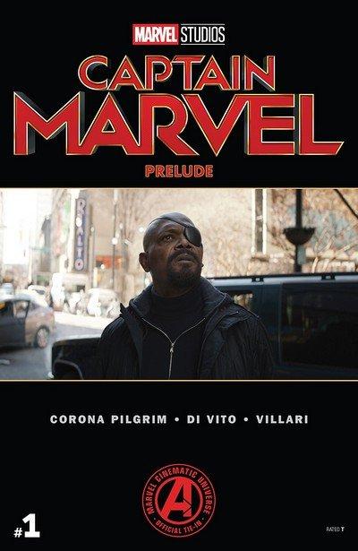 Marvel's Captain Marvel Prelude #1 (2018)