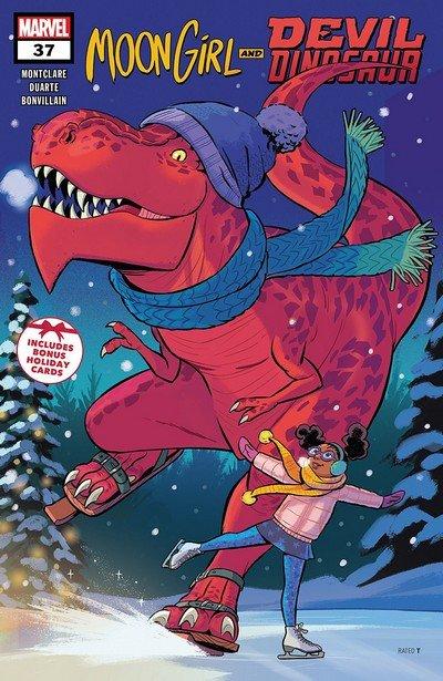Moon Girl And Devil Dinosaur #37 (2018)