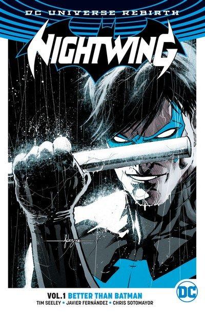 Nightwing Vol. 4 (Rebirth) TPBs – Vol. 1 – 6 (2017-2018)