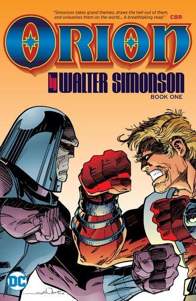 Orion by Walt Simonson Book 1 (2018)