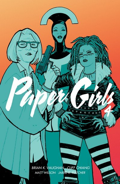 Paper Girls Vol. 4 (TPB) (2018)
