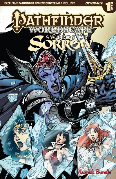 Pathfinder – Worldscape – Swords of Sorrow (2018)