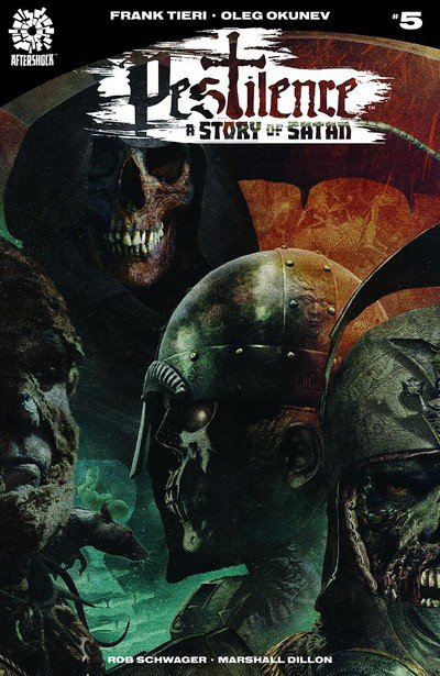 Pestilence – A Story Of Satan #5 (2018)