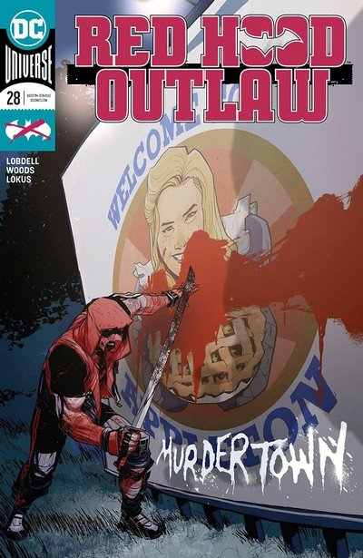 Red Hood – Outlaw #28 (2018)