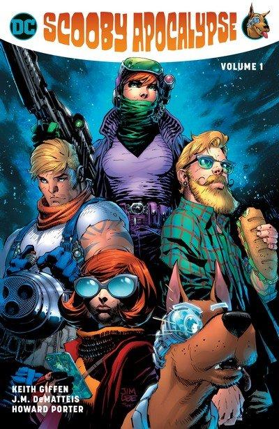 Scooby Apocalypse Vol. 1 – 4 (TPB) (2017-2018)