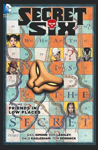 Secret Six Vol. 1 – 2 (TPB) (2016)
