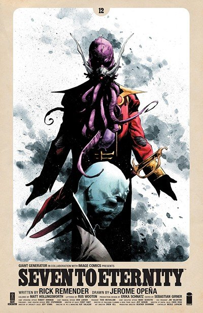 Seven To Eternity #12 (2018)