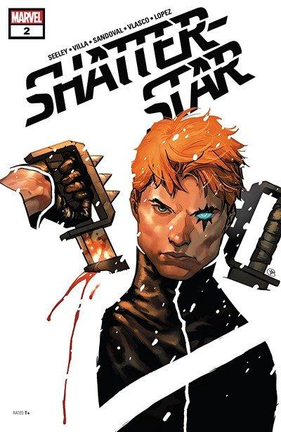 Shatterstar #2 (2018)