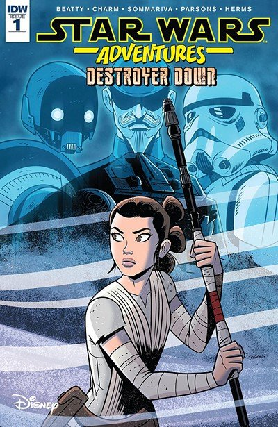 Star Wars Adventures – Destroyer Down #1 (2018)