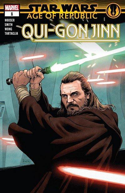 Star Wars – Age Of The Republic – Qui-Gon Jinn #1 (2018)