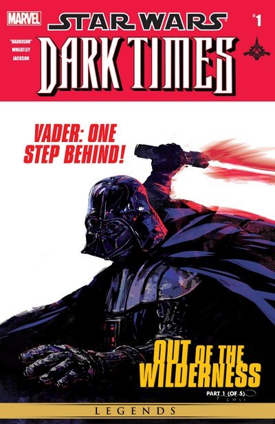 Star Wars – Dark Times – Out of the Wilderness #1 – 5 (2015) (Marvel Edition)