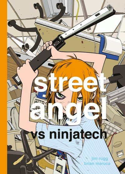Street Angel Vs Ninjatech (2018)