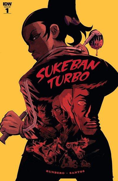 Sukeban Turbo #1 (2018)