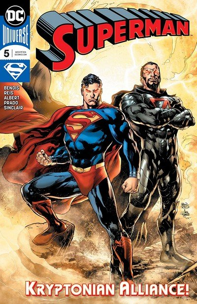Superman #5 (2018)