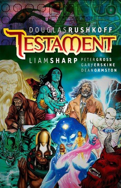 Testament #1 – 22 + TPBs + Omnibus (2006-2008 + 2014)