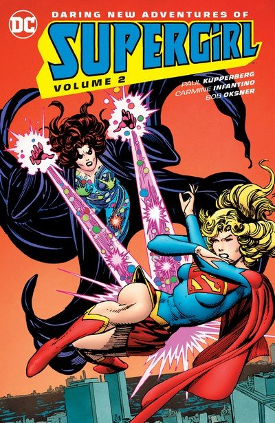 The Daring New Adventures of Supergirl Vol. 2 (TPB) (2017)
